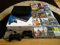 Playstation 3 500gb and game
