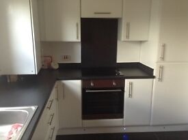 Modern 1 bedroom flat in Rosyth for long or short term rent