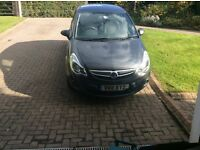 VAUXHALL CORSA 1.2 GREY 3 DOOR HATCHBACK