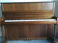 Yamaha V124N upright piano, excellent condition ,15 years old tuned twice a year, played regularly
