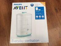 Philips avent 2 in 1 steriliser £23