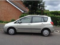 Toyota Corolla verso d4d diesel excellent mpg+++