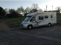 CHAUSSON FLASH 08 4 BERTH MOTORHOME 2012, 29,000 MILES IMMACULATE - ONE OWNER