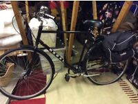 Man bike in good condition cost £ 375 new used about 12 times
