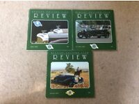 Bentley Drivers Club Review Assortment