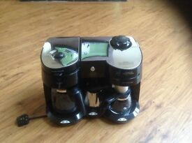 Mr cappuccino coffee maker - hardly used in great condition
