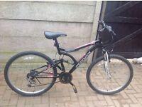 Mountain bikes/ BMX Bikes