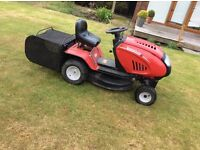 Lawnflite 604 ride on lawnmower with new battery