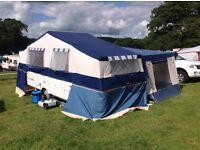Pennine Pathfinder SE folding camper