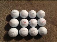 TItleist Prov 1,Prov 1X Golf Balls