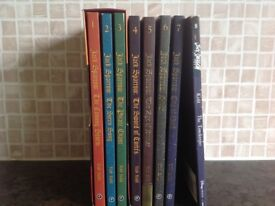 Jack Sparrow 8 book set by Rob Kidd