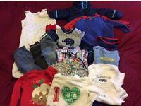 Brilliant baby boy bundle 9-12 months, inc designer items