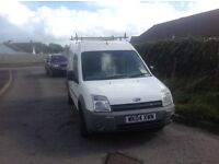 Ford Transit connect 1.8 Diesel high top