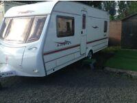 Coachman amara 530/4 fixed bed 4 berth