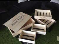 Trendy Wooden Trays