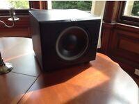 (SOLD) Acoustic Energy Aegis Evo Sub
