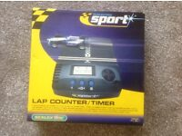 Scale trick lap counter / timer