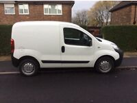 Peugeot bipper s hdi with low miles bargain at only £2350 ono side loading