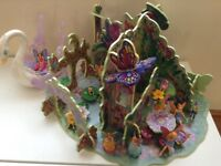 ELC wooden magical fairy wonderland & many extras
