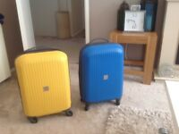 Two cabin sized Tripp suitcases for sale