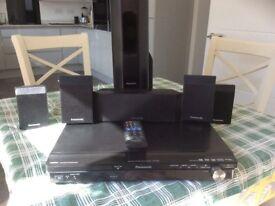 Panasonic Home Theater Sound System