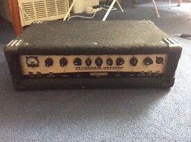 Behringer ULTRABASS BX4500H 450 watt bass head