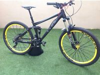 2015 Cube stereo HPA 140 mm 650b medium Immaculate condition