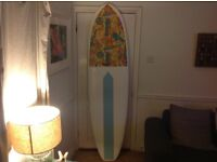 1966-67 Rare 7ft Bilbo with cloth inlay