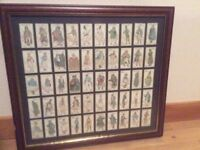 Cigarette cards John player and sons characters from dickens