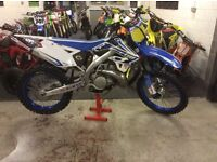 Tm 250 stunning showroom condition 2012 low hours