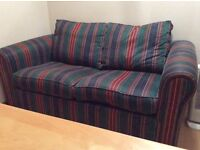 Sofa bed, good condition, little used, ideal for spare room.
