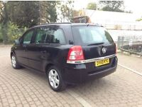 Vauxhall zafira 1.6 petrol 2010 only £2390