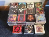 260 Rock / Metal CDs