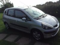Honda Jazz 2004 5 door FSH Immaculate.