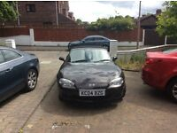 Get ready for summer - Mazda MX5 convertible for sale.