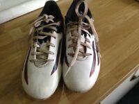 Adidas football boots size 5 boys
