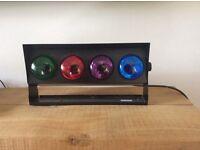 Acoustic disco lights