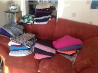 Ladies clothes size 16-22 approx