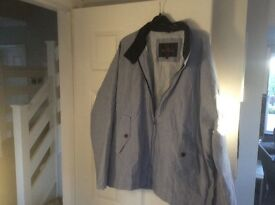 Ben Sherman light blue jacket