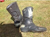 Frank Thomas Motorcycle boots size 7