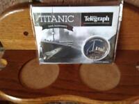 Titanic 100th anniversary silver con