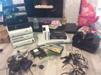 PlayStation xbox and Nintendo job lot cheap