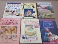 Cake decoration books