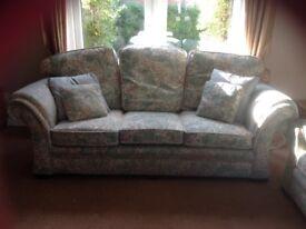 FREE Sofa and 2 armchairs