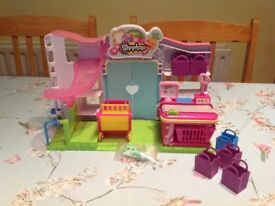 Shopkins supermarket