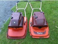 Flymo L38 X 2. For spares only.
