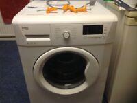 Beko Washing Machine with 8kg Drum