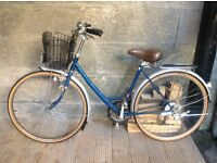 Ladies Bridgestone Town-Bike/Basket/Dynamo light/lock/good seat £150 ONO