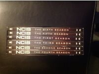 NCIS DVDs