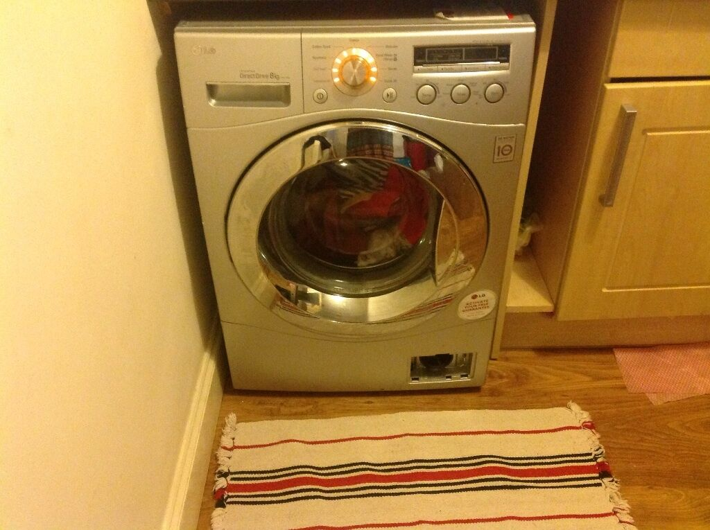 lg direct drive washer 8kg selling as reconditioning or spares and repairs in ealing. Black Bedroom Furniture Sets. Home Design Ideas